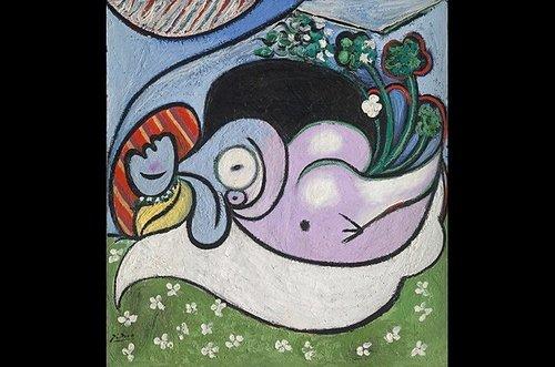 毕加索经典名画欣赏