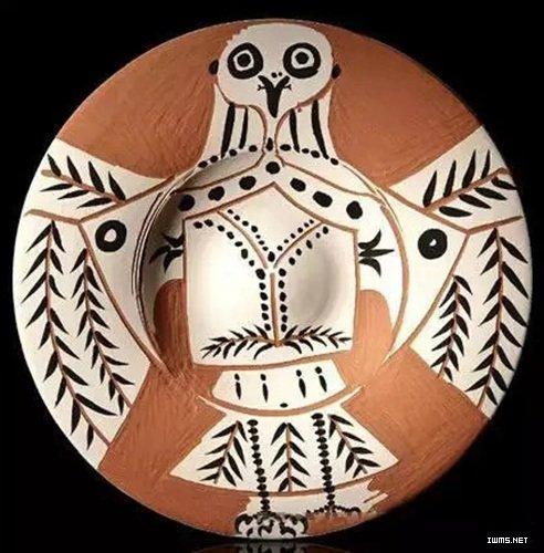 毕加索陶瓷艺术作品赏析