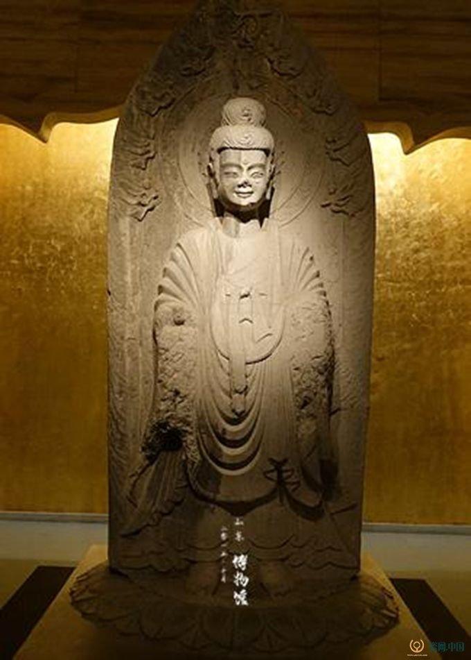 """山东博物馆是谁写的_[图片]山东省博物馆""""佛造像""""艺术欣赏"""